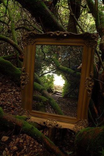 oglinda spre alta lume