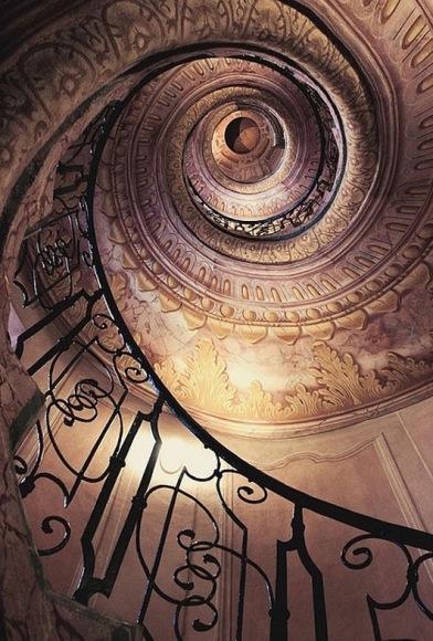 scara spirala